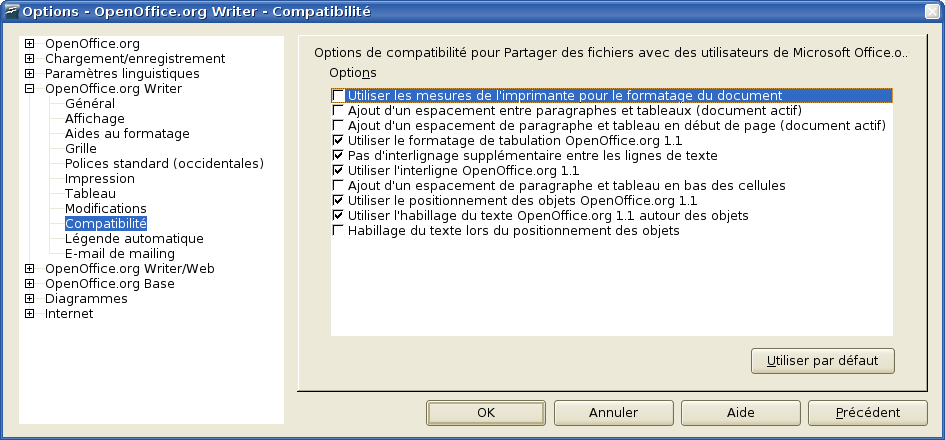 Coller avec openoffice - Open office writer telecharger gratuit ...
